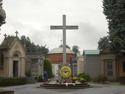 Il cimitero di Bra