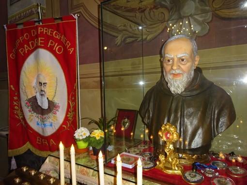 Bra, dopo la pausa estiva riprendono gli appuntamenti di fede con il Gruppo di Preghiera di Padre Pio