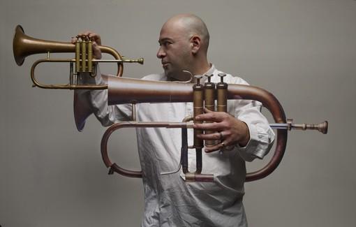 Stéphane Belmondo, stella del jazz francese a Saluzzo giovedì 29 luglio