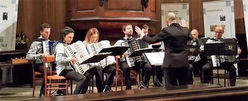 La Fisorchestra Rossini di Barge