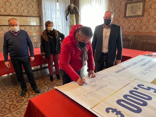 #AdottaunSentiero: dal crowdfunding 5.000 euro per il recupero della Balconata di Ormea