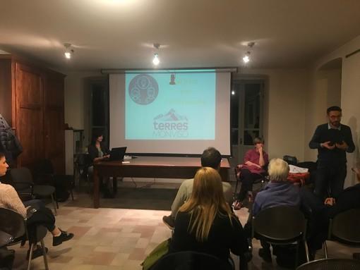 La presentazione della porta di Valle di Bagnolo Piemonte