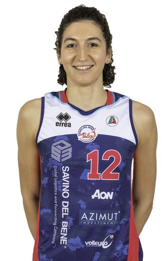 Beatrice Molinaro (foto sito Savino del Bene Scandicci)