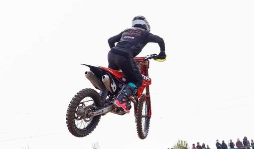 Bel salto di Fabrizio Fissolo