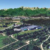 Un rendering fotografico dell'impianto - foto: sito ACSR