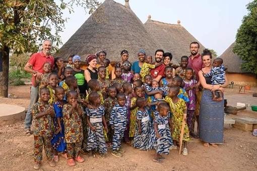 Le foto del progetto, direttamente dall'Africa