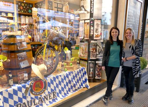 """A Cuneo parte la sfida tra i commercianti per avere """"La vetrina più bella"""" dell'Oktoberfest"""