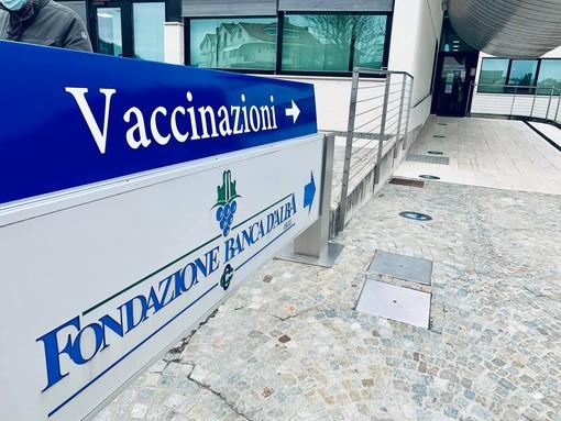 Il centro medico di Vezza d'Alba