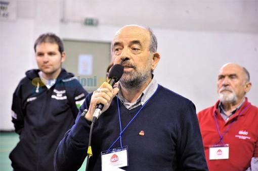 Il presidente Bruno Vottero