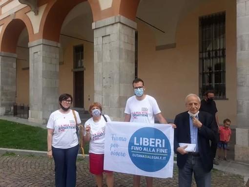 """A Cuneo via alla campagna provinciale per l'eutanasia legale: """"""""Io non lo farei"""" non può diventare """"tu non lo devi fare"""""""""""