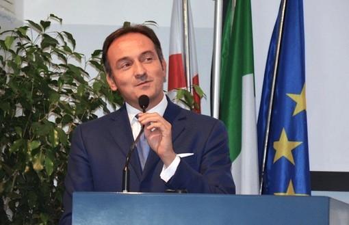 L'albese Alberto Cirio, 46 anni, eurodeputato uscente