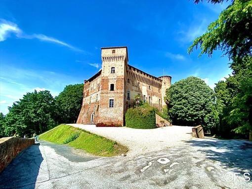 Il castello di Monticello (Foto Filippo Spanò)