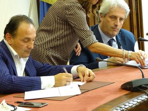In foto Alberto Cirio e Federico Borgna