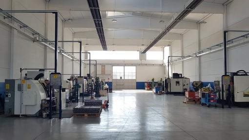 Inaugurato il nuovo reparto macchine utensili e taglio della Capello
