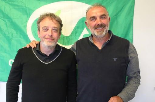 Il direttore e il presidente di Cia Cuneo, Igor Varrone e Claudio Conterno