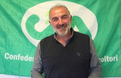 Il presidente provinciale di Cia Cuneo, Claudio Conterno
