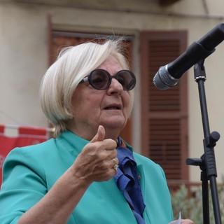 Bruna Sibille (foto Enrico Ruggieri)