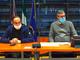 Alberto Cirio e Luigi Genesio Icardi, presidente della Regione Piemonte e assessore regionale alla Sanità