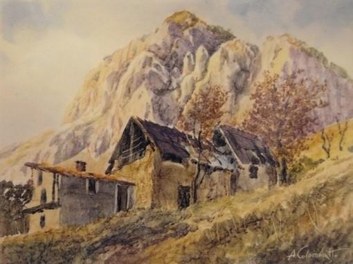 Mondovì: pronta ad aprire i battenti la mostra su Colombatto, pittore della montagna