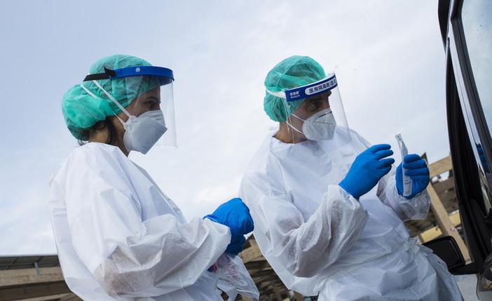 Positivo l'1,1% dei tamponi processati nelle ultime 24 ore. In Granda i guariti superano i contagi