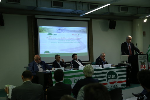 """L'importanza di ripartire dalle infrastrutture, Borgna: """"Auspichiamo in un Def che preveda investimenti e non solo assistenza"""" (VIDEO)"""