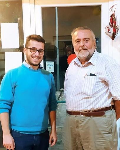 Pietro Carluzzo e Andrea Odello
