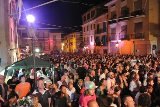 Uno scatto da una passata edizione dell'evento canalese