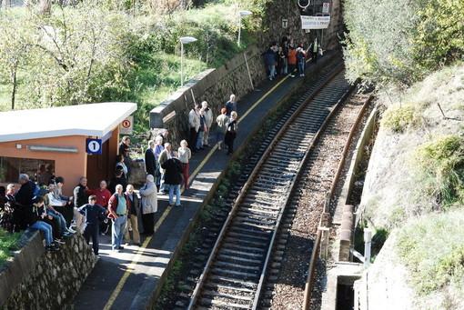 """Il """"no"""" di uno studente alla chiusura della Cuneo-Ventimiglia"""