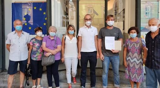 """Cuneo: 400 firme per il """"no"""" al dormitorio per migranti senza fissa dimora a Tetti Roero"""