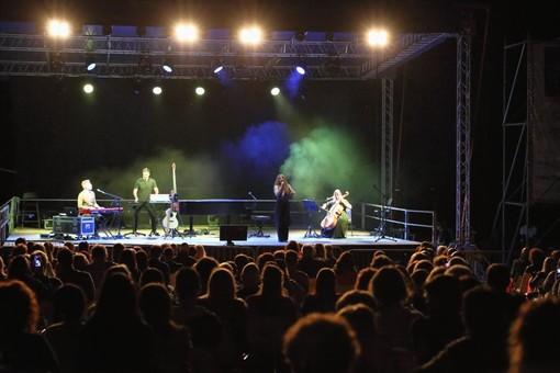 Limone Piemonte: grande successo per il concerto di Noemi