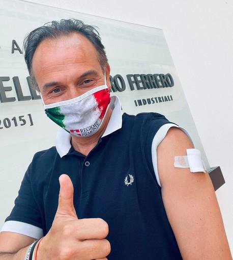 """L'invito del governatore Cirio dopo il richiamo: """"Vaccinatevi tutti, con fiducia nella scienza"""""""