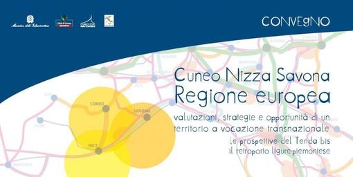 Convegno: Cuneo,Savona e Nizza per una nuova regione europea