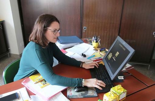 Elisa Rebuffo, responsabile di Campagna Amica Coldiretti per la provincia di Cuneo