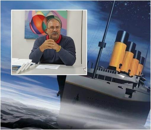 Claudio Bossi, studioso esperto della tragedia del Titanic
