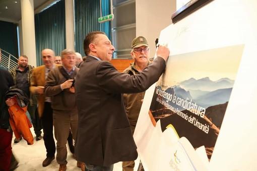 Alpi del Mediterraneo patrimonio Unesco: Confcommercio - Imprese per l'Italia sostiene la candidatura