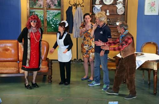 """""""J'amis l'han butame 'n ti pastiss"""": sul palco del Teatro don Bosco di Saluzzo una brillante commedia in due atti"""