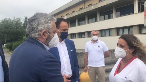 """Ospedale di Ceva, il sindaco Bezzone: """"L'importanza del nostro nosocomio non è in discussione"""""""