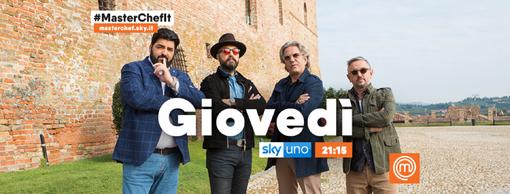 Cannavacciuolo, Bastianich, Locatelli e Barbieri: i giudici di MasterChef al castello Cavour