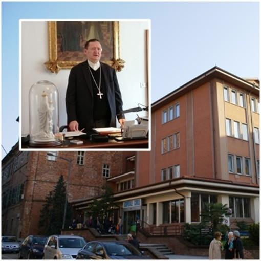 Il vescovo della Diocesi di Saluzzo Cristiano Bodo  ha inviato una lettera al personale sanitario impegnata nell'emergenza Covid