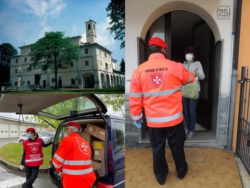 I volontari del Soccorso dell'Ordine di  Malta faranno assistenza medica al Santuario di Valmala durante l'estate