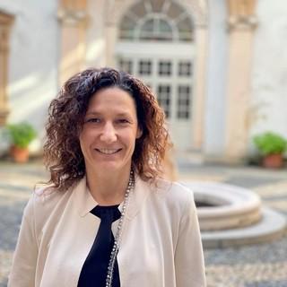 L'assessore regionale al Welfare Chiara Caucino