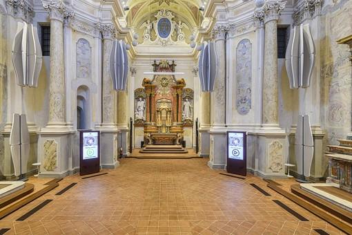 Saluzzo, la chiesa del Monastero di Santa Maria della Stella