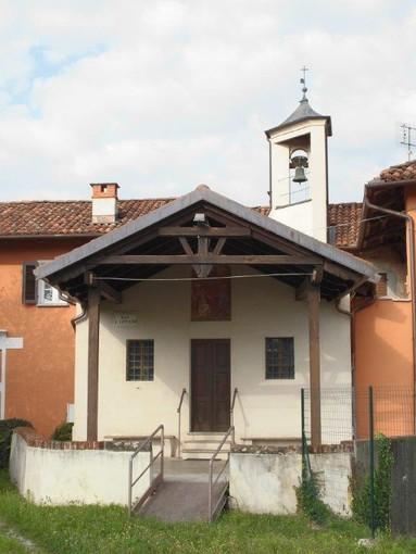 La cappella dedicata a San Lazzaro