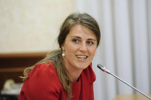 La deputata del Partito Democratico Chiara Gribaudo