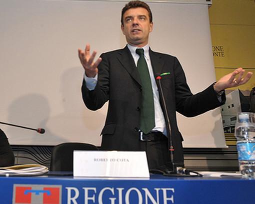Giochi finiti per la Regione Piemonte capitanata da Roberto Cota ed il centrodestra