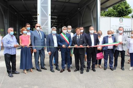 Alba: inaugurato il restaurato Centro Collaudi