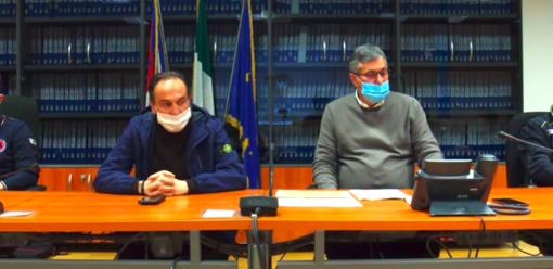 Il presidente Alberto Cirio insieme all'assessore Icardi