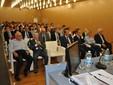 Il pubblico intervenuto a Palazzo Banca d'Alba