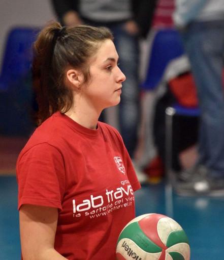 La pallavolista di Cuneo Granda Volley Debora Candela è campionessa italiana di Ragioneria