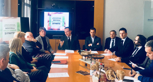 La presentazione del progetto per il riconoscimento della menzione, lo scorso anno presso la sede Aca di Alba